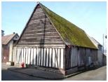 Ancienne grange située à l'angle des rues Pasteur et du Clos au Blé