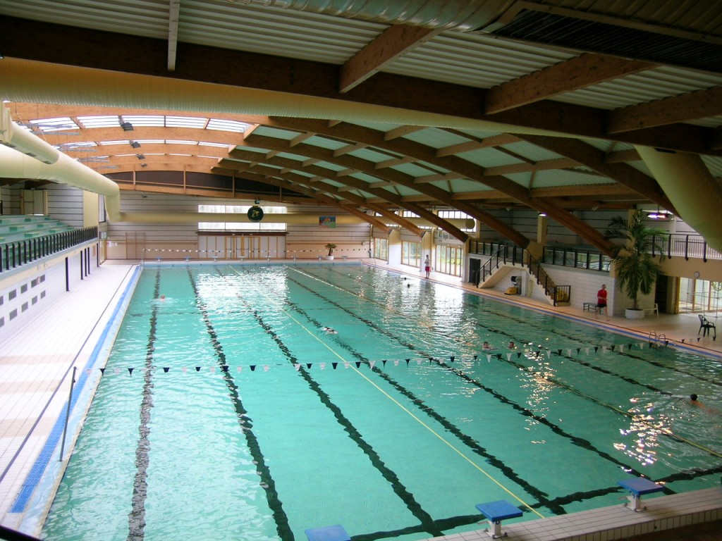 Le Centre Aquatique Alex Jany