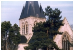 Eglise Saint-Martin de Grand-Couronne.