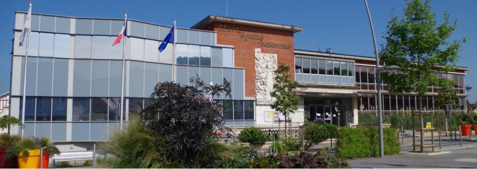 Facade Mairie