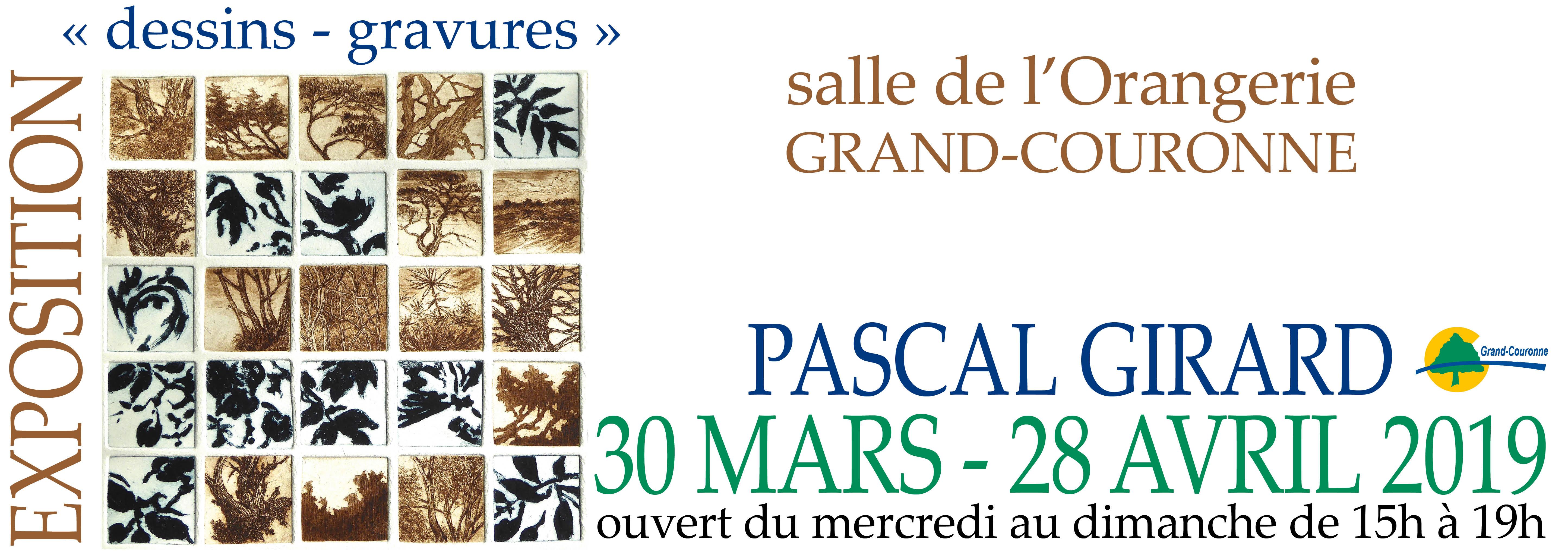 Expo P. Girard 30 mars – 28 avril
