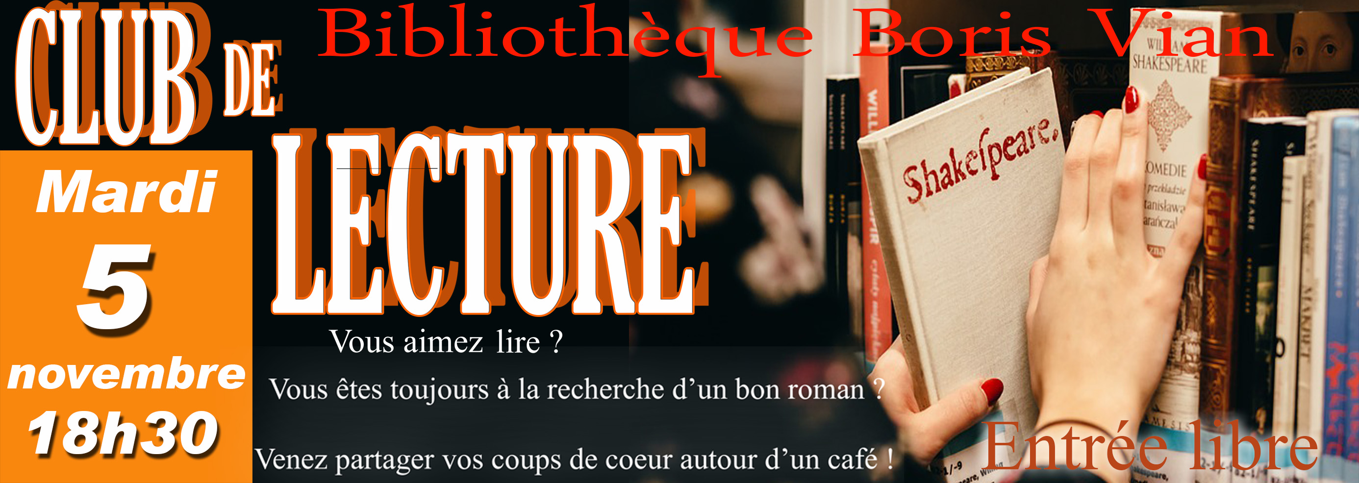Club lecture 5 oct