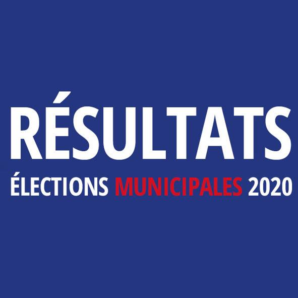 Résultats du 2ème tour des des élections municipales