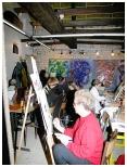 Ateliers de peinture pour adultes