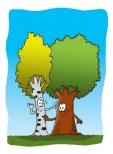 Exposition: l'arbre qui montre la forêt